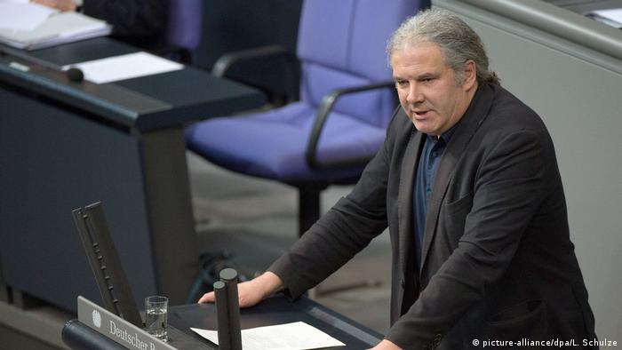 Deutschland Bundestag - Andrej Hunko (Die Linke)