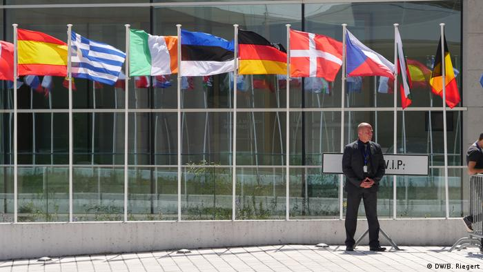 Luxemburg EU Finanzministertreffen über das Ende des Hilfsprogramm für Griechenland