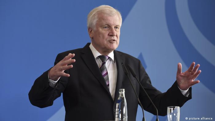 Ministrul german de Interne, Horst Seehofer (picture alliance )