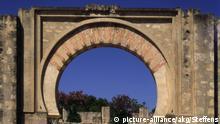 UNESCO-Welterbe-Kandidat Medina Azahara, Tor der Plaza de Armas