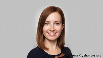 Катерина Крижановська