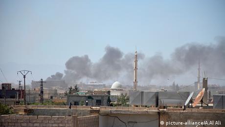 Новий наступ армії Асада вигнав з домівок у Сирії понад 12 тисяч людей - спостерігачі