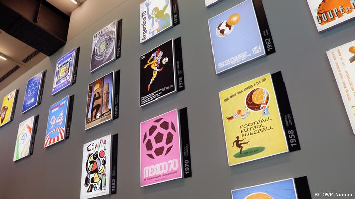 FIFA Museum in Moskau (DW/M.Noman)