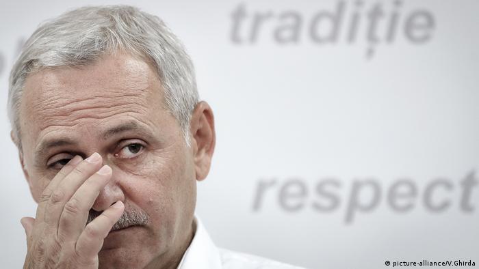 Rumänien, Korruption, Dragnea