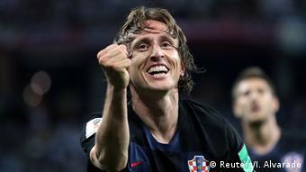 Russland WM 2018 Argentinien gegen Kroatien