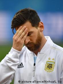 Skrhani Messi