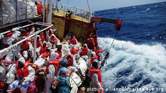 Рятувальний човен Seefuchs