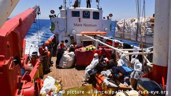 Rettungsschiff Seefuchs