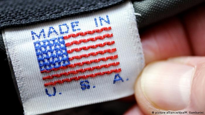 pass für amerika