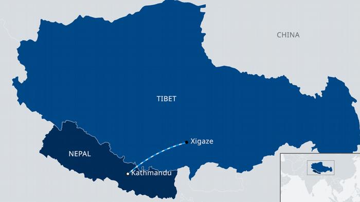 Nepal-Tibet EN