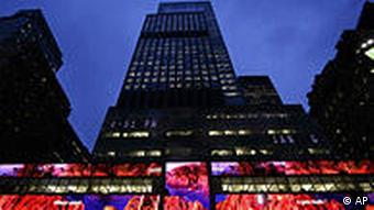 USA Wirtschaft Bank Lehman Brothers in New York 2006