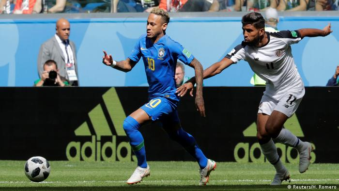 world cup live brazil 1 0 costa rica sports german