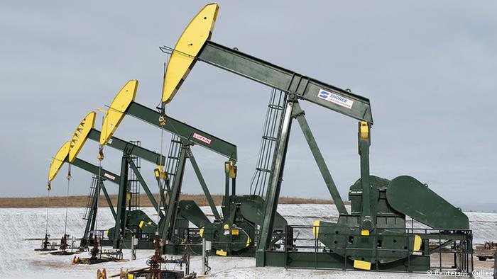 USA Fracking Ölförderung in North Dakota (Reuters/A. Cullen)