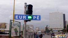 Albanien Tirana Feierlichkeiten Schengen VISA Freiheit