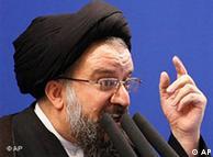 احمد خاتمی، خطیب نماز جمعه تهران
