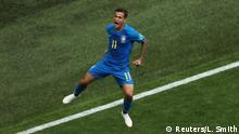 Russland WM 2018 l Brasilien vs Costa Rica 1:0 Tor