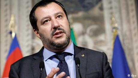 Віце-прем'єр Італії Сальвіні вважає, що Росія мала право анексувати Крим