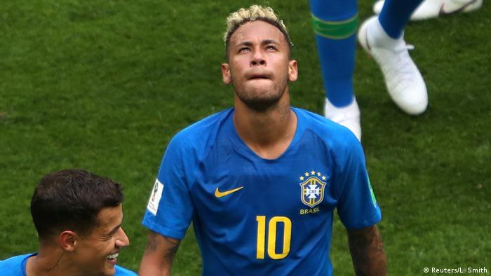 Russland WM 2018 l Brasilien vs Costa Rica 2:0- Spielende - Neymar (Reuters/L. Smith)