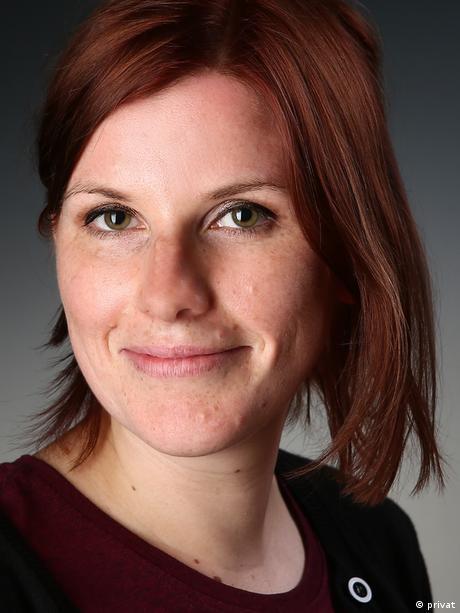 Sabrina Mayer, Politikwissenschaftlerin Universität Duisburg-Essen