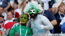 Russland WM 2018 l Nigeria vs Island - Fan