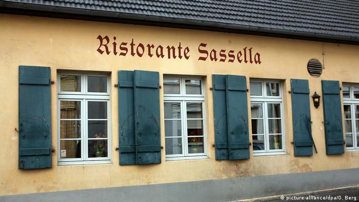 Pizza-Connection Restaurant Sassella