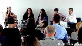 Συζήτηση στο ίδρυμα Friedrich Ebert του Βερολίνου