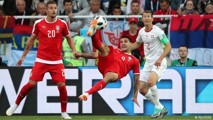 Russland WM 2018 l Serbien vs Schweiz – 1:0