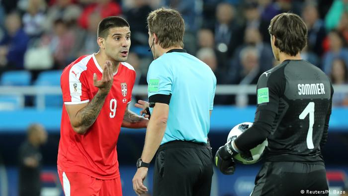 Russland WM 2018 l Serbien vs Schweiz 1:1