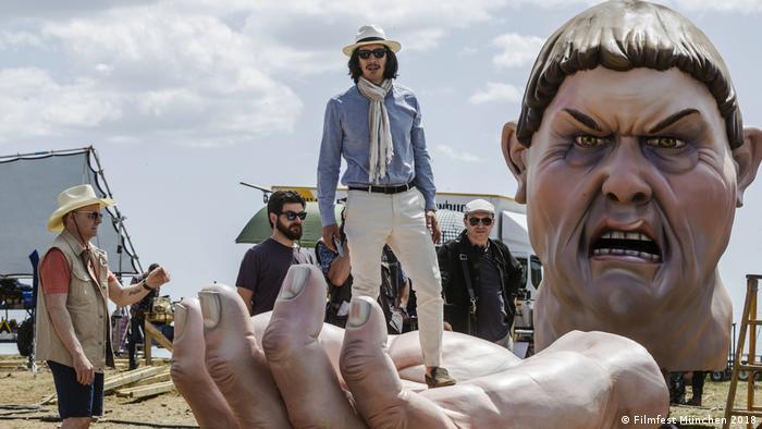 Filmfest München 2018 The Man woh killed Don Quixote
