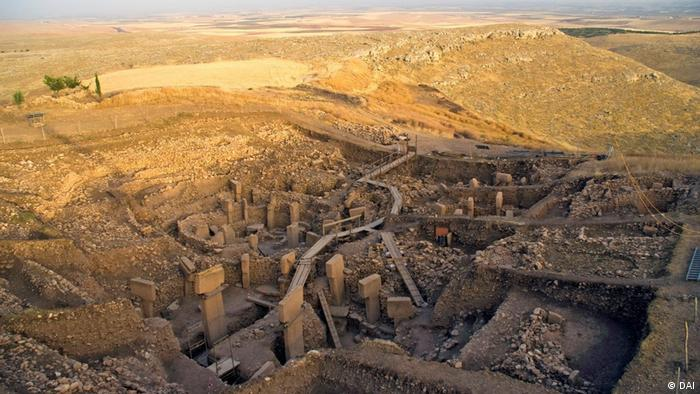 Göbekli Tepe in Turkey (DAI)