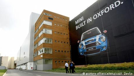 BMW factory in Cowley (picture-alliance/empics/A. Devlin)