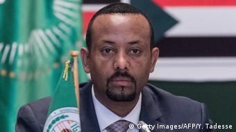 Äthiopien Abiy Ahmed, Premierminister (Getty Images/AFP/Y. Tadesse)