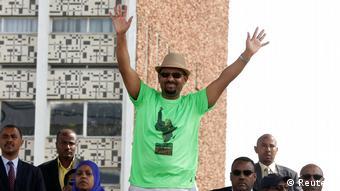İlk mitingini düzenleyen Etiyopya Başbakanı Abiy Ahmed