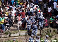 Операція сил безпеки після вибуху на мітингу в ефіопії, 23 червня 2018 року