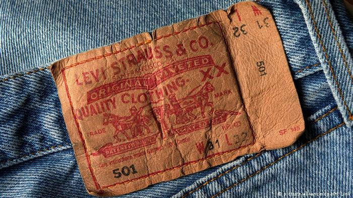 Jeans Levi's 501 (picture-alliance/dpa/H. Link)