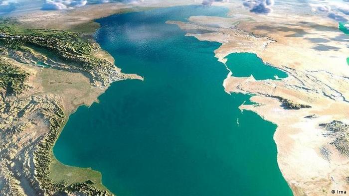 کاهش سطح آب دریای خزر، بهرهبرداری نفتی را به خطر میاندازد