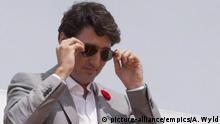 Kanada Premierminister Justin Trudeau