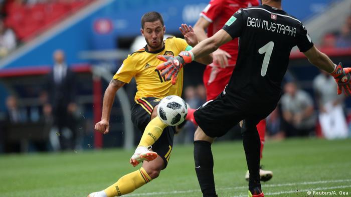 Russland WM 2018 Belgien gegen Tunesien (Reuters/A. Gea)