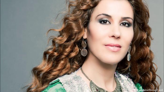 هوزان جانه، خواننده کردتبار آلمانی