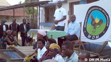 Mosambik, politische Parteien bereiten Kandidaten für Kommunalwahlen in Quelimane vor