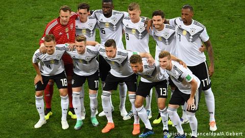 Resultado de imagen para seleccion alemana
