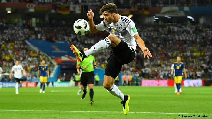 Russland WM 2018 Deutschland gegen Schweden (Reuters/D. Martinez)