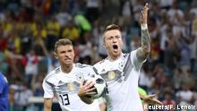 Russland WM 2018 Deutschland gegen Schweden