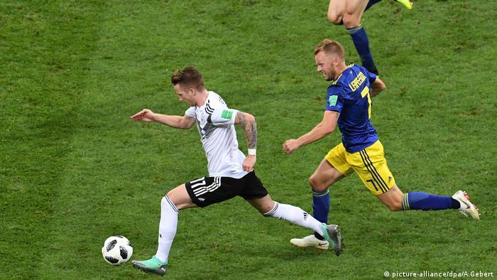 WM 2018 - Deutschland - Schweden (picture-alliance/dpa/A.Gebert)