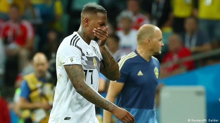 Russland WM 2018 Deutschland gegen Schweden (Reuters/M. Dalder)