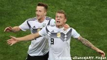 WM Russland 2018 I Deutschland vs Schweden - Toni Kroos