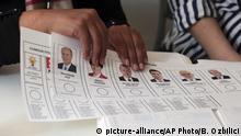 Türkei Präsidentschafts- und Parlamentswahl 2018 | Wahllokal in Ankara