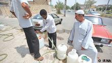 Wassermangel im Süd Iran