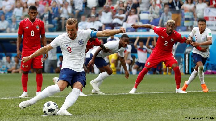 Shock! Research suggests England football team isn't woeful at penalties |  Sports| German football and major international sports news | DW |  28.04.2020