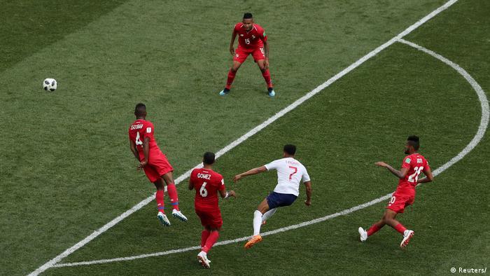 Russland WM 2018 England gegen Panama